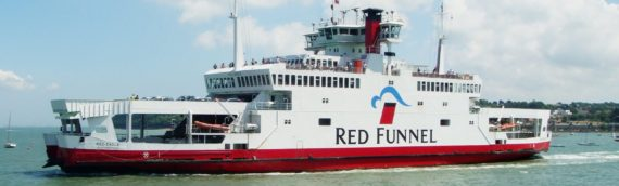 Free Red Funnel Ferry Deal for self catering accommodation in Ventnor in late autumn 2021
